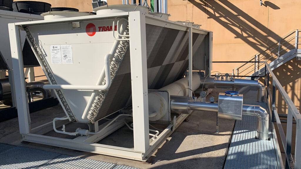 Instalación hidráulica