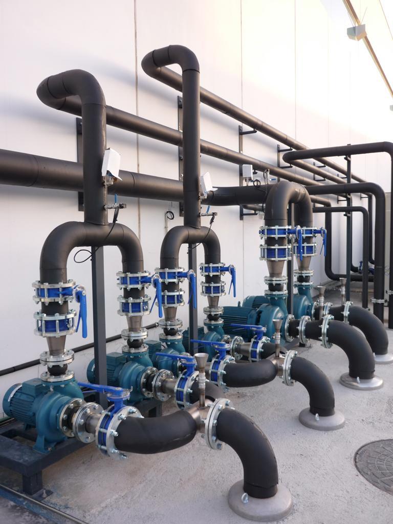 SAX (Instalación hidráulica)